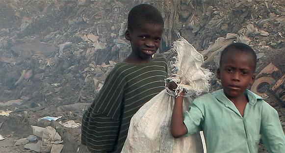 2015-Wereldwijde armoede in de media