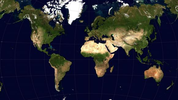 Internationale Samenwerking afbeelding