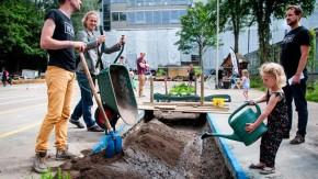 2014-Nederlander nog niet regenbestendig
